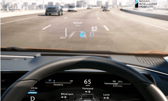 日産アリアの先進安全運転支援技術