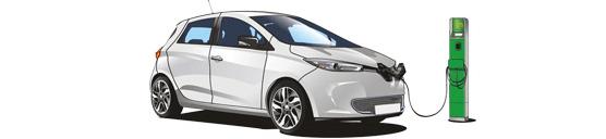 電気自動車(EV車)