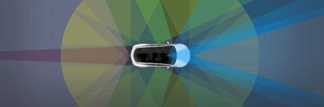 テスラモデル3の先進安全運転支援システム紹介