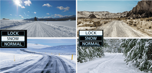 三菱アウトランダーPHEVは雪道も山道も問題なし