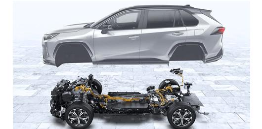 トヨタRAV4PHVの動力性能紹介