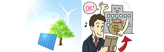 脱炭素向けのファイナンス