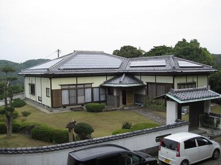 三菱212wを神奈川県に設置した事例