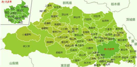 埼玉県の太陽光発電の価格