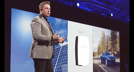 テスラ パワーウォール蓄電池 家庭用蓄電池の仕組み
