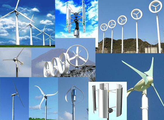 風力発電のメーカー一覧