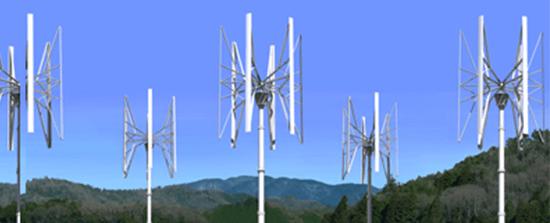 風力発電のメーカー WINPRO
