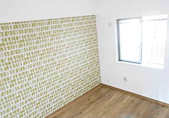 アパガーデンコート綾瀬の中古マンション フルリノベーションの寝室
