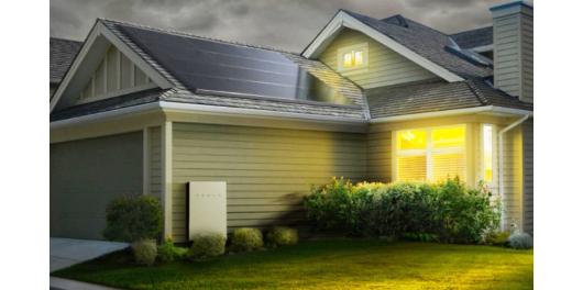 テスラモーターズ パワーウォール 家庭用蓄電池の設置